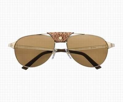 2dabae8f866 lunettes de soleil cartier en or